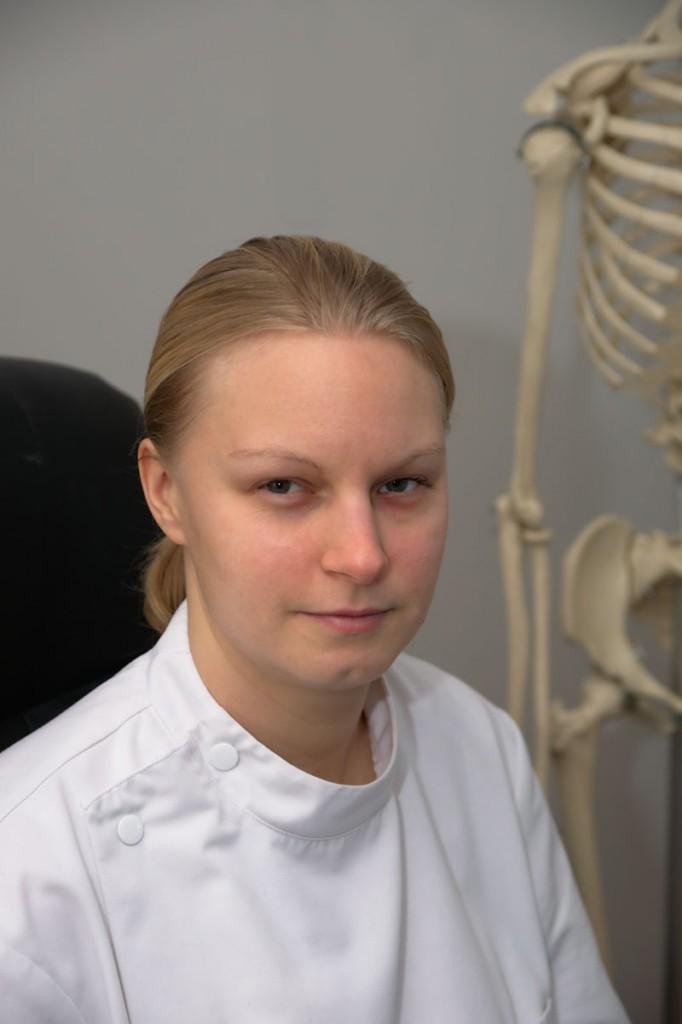 Kamila Przekop Osteopath